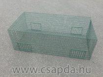 Galamb csapda - 4 ajtós (1400x700x450mm)